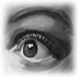 Eye by simone4390