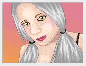 Pixel Portrait: Ireth by miaka-yuuki