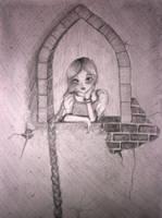 Rapunzel, lass dein Haar herab by miaka-yuuki