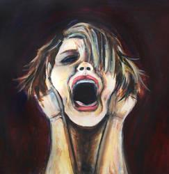 Scream by Windcharmer