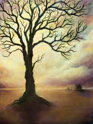 Her tree by Windcharmer