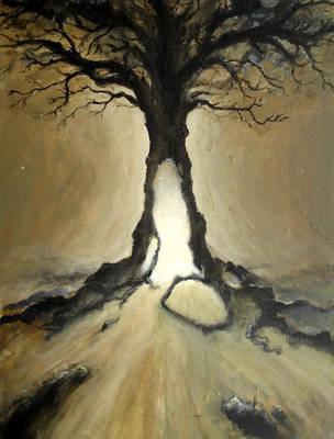 The Inner Light by Windcharmer
