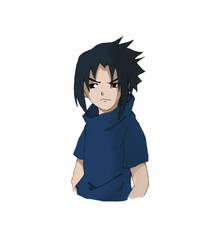 Sasuke 2 by stephensaw