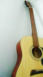 Acoustic Guitar by gedehoogh