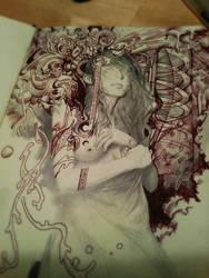 Sketchbookin! by Miles-Johnston