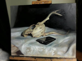 Still life, update round 2! by Miles-Johnston