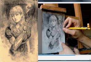 Pencil tutorial! by Miles-Johnston