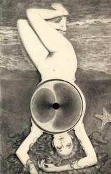 Gravitational Lensing experiment by Miles-Johnston