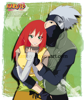 Kakashi and Kitsune by FanasY