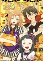 SAO Halloween by FanasY