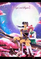 Koga and Sayuki by FanasY