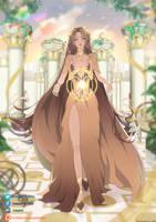 Sorceress of Sunlight by FanasY