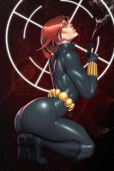 PATREON - Black Widow by R62