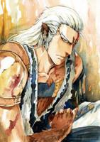 BLEACH: Komamura SPOILER by Sideburn004
