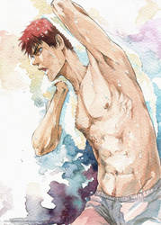 KnB: Just wait for me by Sideburn004