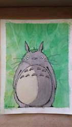 Totoro by Kimpatsu30