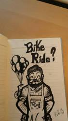Bike Ride? by Kimpatsu30