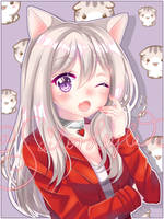 Neko by SailorLeyla