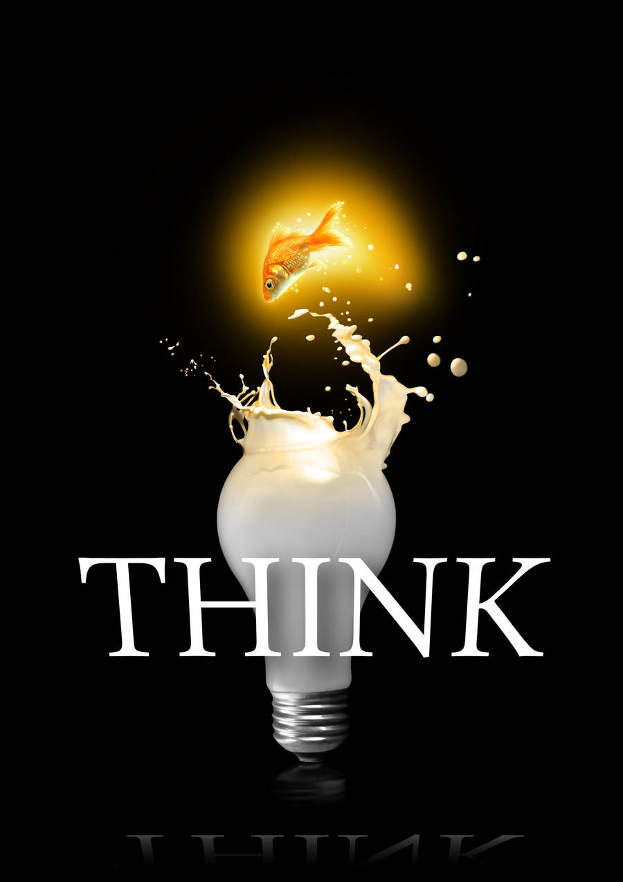 Think by Harpyen