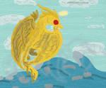 Fire Lizard: The Plight of the Little Queen by IDrawFNAF23