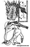 Arteyemust Battles Kronos by Gori-Suture