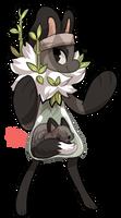Terratrap #007 V2 - Bamboo Silver Fox by Beaniamasterlist