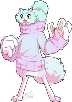 Parasplicer #257 - Snow Dog by Beaniamasterlist