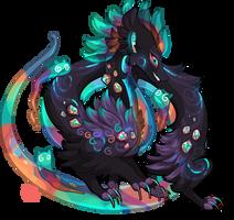 Terradragon #038 - Cosmic Fury by Beaniamasterlist