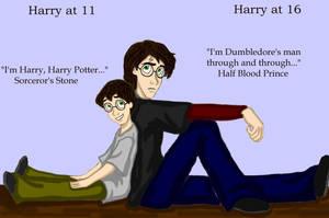 Harry's Change by DKCissner