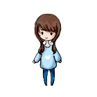 Chibi.. person.. thing attempt 1 by MessagestotheSky