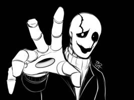 Dr. W.D.Gaster by Pabloracer1