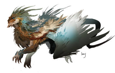 fairy dragon by Pacelic