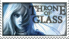 Throne of Glass Stamp by Deesney
