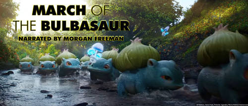 March of the Bulbasaur by UnexpectedToy