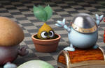 Zbrush Doodle: Day 1509 - Mandrake Sprout by UnexpectedToy