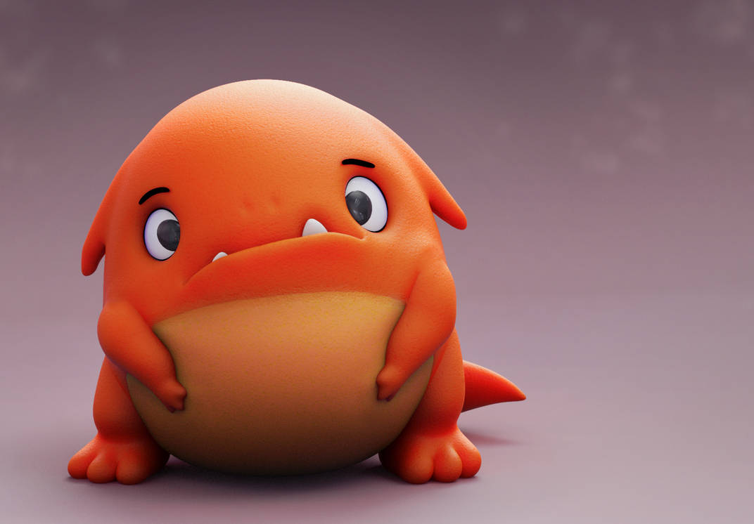 Zbrush Doodle: Day 1515 - Drake by UnexpectedToy