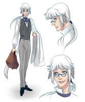 Dr.Sigmund Gray by RealDandy
