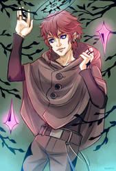 Witch Boy by RealDandy