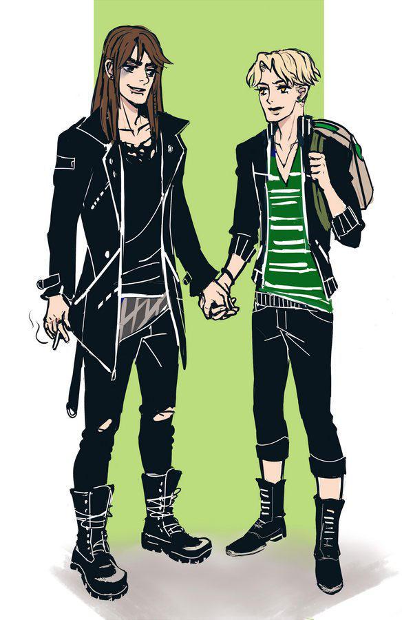 Boyfriends by RealDandy