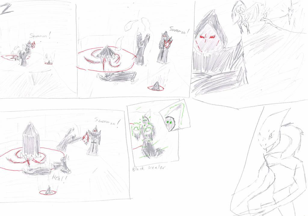 Darksummoners part 2 (final) by RikThunder