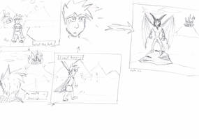 Rik Chibi comic page 1 by RikThunder
