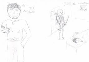 Minecraft anecdotes 1 by RikThunder
