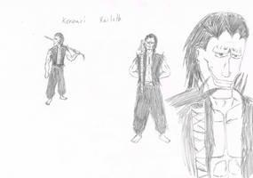 Kenzari Kailoth 2 by RikThunder