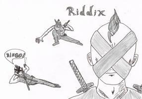 Riddix by RikThunder