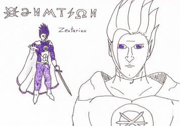 Emperor Zentarion by RikThunder