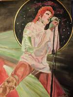 David Bowie by jayney50