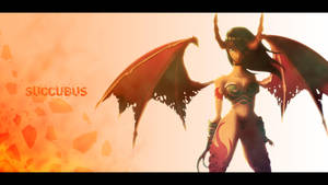 succubus by neitsabes