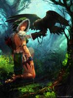 Zutyn Elfa Ranger by Zutyn