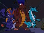 dragon council by kiethklay