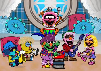 Little Mayhem by Gonzocartooncompany
